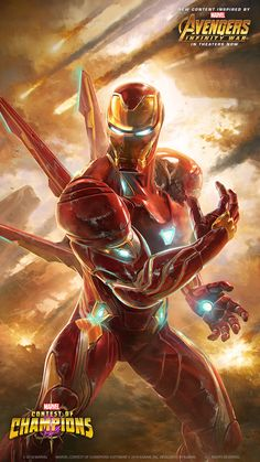 Ironman Wallpaper which I created for the mobile game: Marvel Contest of Champions. Ms Marvel, Captain Marvel, Marvel Art, Marvel Dc Comics, Marvel Heroes, Captain America, Iron Man Avengers, The Avengers, Marvel Infinity