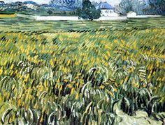 Vincent Van Gogh - Post Impressionism - Auvers - Maison - 1890