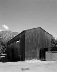 Atelier Zumthor, Haldenstein, Graubünden, Switzerland
