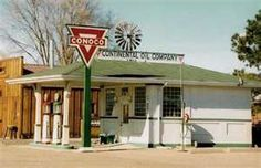 I remember all the old gas stations