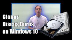 Como Clonar Discos Duros en Windows 10   Descargar AOMEI Gratis    Windo...