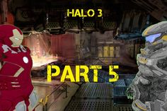 Game Buds Halo Master Chief Collection   HALO 3  Part 5