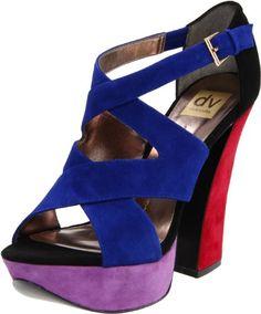 DV by Dolce Vita Women's Larena Platform Sandal