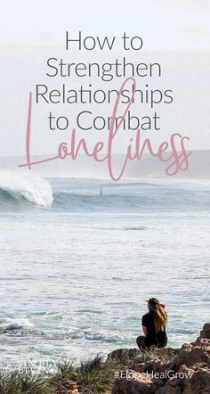 It's natural to feel lonely at times. When you're alone, it can be the most challenging to connect with others. Use strategies to help you connect. Communication Relationship, Good Communication, Strong Relationship, Relationship Problems, Healthy Relationships, Relationship Advice, Find People Online, When You Feel Alone, Love Quiz