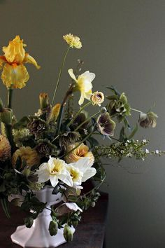 easter flowers by Sarah Ryhanen, via Flickr