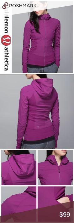 Spotted while shopping on Poshmark: 💕SALE💕Lululemon In Flux Plum Reversible Jacket! #poshmark #fashion #shopping #style #lululemon athletica #Jackets & Blazers