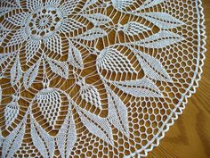 Your place to buy and sell all things handmade Crochet Mandala Pattern, Doily Patterns, Crochet Placemats, Crochet Doilies, Bradford Pear, Crochet Blouse, Cotton Thread, Origami, Crocheting