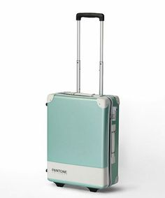 Carry a Pantone Suitcase on your travels