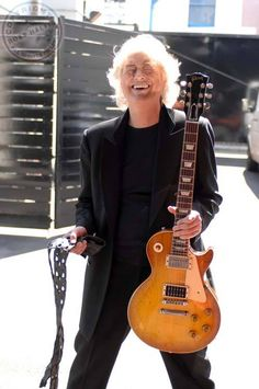 Jimmy Page, up close version of pic usually shown at a distance....