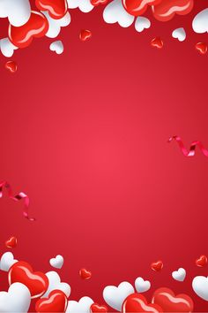 214 Red Simple Love Romantic Valentine S Day Promotion Display Stand Red Background Images, Love Backgrounds, Flower Background Wallpaper, Heart Wallpaper, Love Wallpaper, Valentine Love, Fond Design, Promotion Display, Birthday Frames
