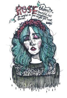 Rose, Kathrin Honesta