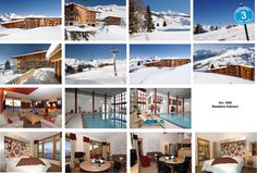 Skiurlaub Les Arcs - Edenarc