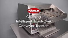 Cleaning the Intelligent Toast-Qwik® Conveyor Toaster every day and month is extremely important for the conveyor toaster oven's performance and longevity. Watch the instructional video on how to properly clean your ITQ!