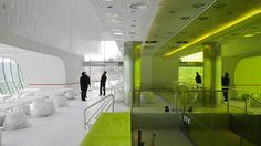 Jeongok Museum in South Korea – Prehistory Museum by X-TU Architects   jebiga   #architecture #modern #museum #SouthKorea #futuristic #jebiga