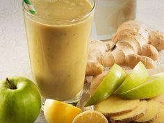 """""""Свежее #яблоко #лимон #имбирь"""" 18 г белка, 37 г углеводов, 4 г жиров и 10 г клетчатки - всего в 245 #ккал. #Ингредиенты: - 2 ст. л. Протеинового коктейля Формула 1 #Ваниль; - 250 мл молока 1,5% жирности; - ½ порезанного яблока; - 4 ч. л. свежего лимонного сока; - 1 ч. л. свежего натертого имбиря; - 4 кубика льда. Способ приготовления: Смешайте в блендере до однородной массы #молоко, #сок_лимона, имбирь и яблоко. Добавьте 2 ст. л. Протеинового коктейля Формула 1 Ваниль. Перемешайте…"""