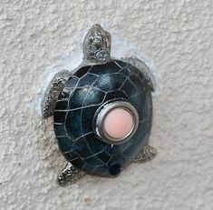 I have this Turtle Doorbell on my house thanks to my BFF Kitty Coastal Style, Coastal Living, Coastal Decor, Door Knockers, Door Knobs, Dream Beach Houses, Doorbell Button, Turtle Love, Florida Home