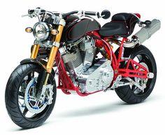 Ecosse Heretic #bikes #motorbikes #motorcycles #motocicletas #motos