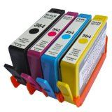 #Elettronica #8: Cartucce ColourDirect Ink4X 364XL perHP Photosmart 5510, 5511, 5512, 5514, 5515, 5520, 5522, 5524, 6510, 6512, 6515, 6520, 7515, B010a, B109a, B109d, B109f, B109n, B110a, B110c, B110e, HP Photosmart Plus B209a, B209c, B210a, B210c, B210d, HP Deskjet 3070A, 3520, 3522, 3524, Officejet 4610, 4620, alta resa