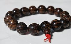Bodhi Mala Root Bracelet / Meditation/ by BohoBeachJewelry on Etsy, $7.00