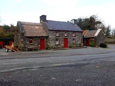 Molly Gallivan's Cottage, Bonane, Co. Kerry. My grandfather was born and raised in this house.
