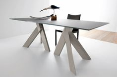 Moa Double by Com.p.ar    Dove Grey Lacqueredfinish