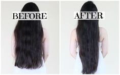 HOW TO GROW HAIR OVERNIGHT! BEST HAIR MASK!!
