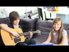 Reach out - Jordan Jansen & Connie Talbot, just a perfect, relaxed and positive song :)