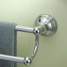 Delta Faucet D79724PN Cassidy Towel Bar Bathroom Accessory   Polished  Nickel | Bathroom Renovation | Pinterest | Polished Nickel, Bathroom  Accessories And ...