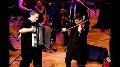 Barnabás Kelemen & Zoltán Orosz - Tango improvisation El Choclo Concert, Concerts