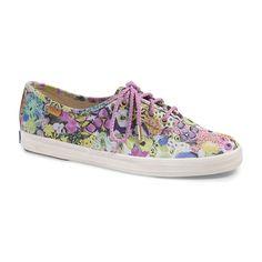 Kids Women's Champion Liberty Floral Casual Shoes -  Sun & Ski