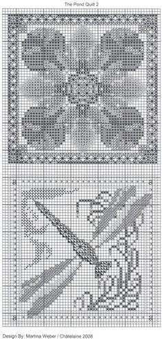 Gallery.ru / Фото #5 - 164 Quilts Cross Stitch - joobee