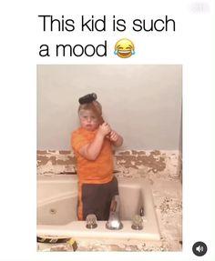 Funny Baby Memes, Funny Vidos, Funny Animal Jokes, Funny Video Memes, Crazy Funny Memes, Really Funny Memes, Funny Laugh, Funny Relatable Memes, Funny Jokes