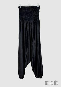 Seroual noir | couleur noir | Prix : 130dh