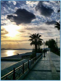 Παραλιακή βόλτα-Παλαιό Φάληρο
