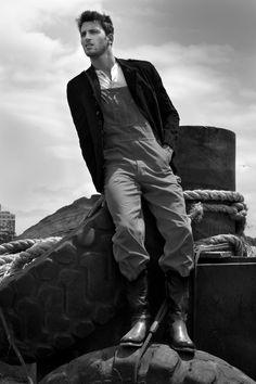 Winter Campaign, Ellen Christine  Photog:Marc Richard Tousignant     Stylist: Jamie Grace