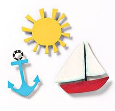 Around The Corner: Summer Magnets from Embellish Your Story