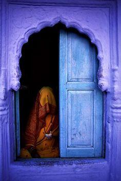 """ledecorquejadore: """"Jodhpur, Rajasthan, India by dwrawlinson on Flickr """""""