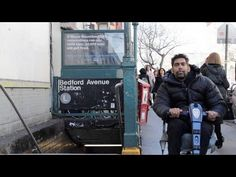 The filmmaker Jason DaSilva reveals the challenges for the disabled in navigating New York City's public transportation system.    Related article: http://nyti.ms/Va3mRP  Please visit http://nyti.ms/W9bJrr in order to embed this video  Watch more videos at http://nytimes.com/video  Follow on Twitter: http://twitter.com/nytimesvideo