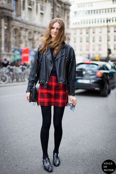Model's Street Style #7 - the Fashion Spot