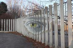 big ben street art - clin d oeil ouvert-2015
