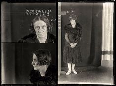 May Smith, alias 'Botany May', was an infamous drug dealer. She once chased policewoman Lillian Armfield with a red-hot iron to avoid arrest. Smith was sentenced to 10 months with hard labor.