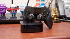 ••AppleTV4 out 2015-10-30: EMULATE Classic Game consoles•• ArsTechnica 2015-12-29:  Provenance: open source multi-system emulator that supports most major 8- + 16-bit consoles: NES / SNES / Sega Master System / Sega Genesis /  Sega CD / Game Boy / Game Boy Advance... • play with Siri Remote or MFI-compatible gamepad i.e. Horipad Ultimate ($50)