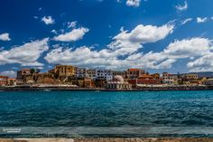 Chania old port view by Antonis Androulakis on 500px