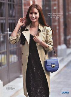 Yuri for Instyle Fashion Photo, Girl Fashion, Womens Fashion, Fashion Trends, Girls Generation, South Korean Girls, Korean Girl Groups, Asian Woman, Asian Girl