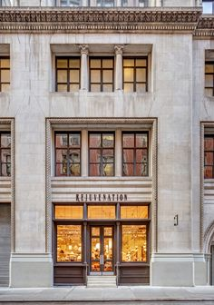 Rejuvenation Opens NYC Store