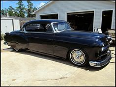 1953 Pontiac Catalina 389 CI, Automatic presented as lot S241 at Houston, TX 2013 - image2