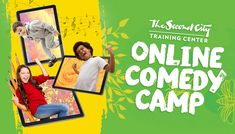 Summer Activities For Kids, Summer Kids, The Second City, Durham Region, Summer Camps, Day Camp, Online Programs, Training Center, Say Hello