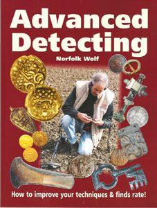 Advanced Metal Detecting book