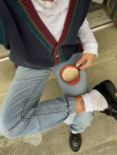 Look Fashion, Fashion Outfits, Womens Fashion, Funky Fashion, 40s Mode, Looks Style, My Style, Fall Outfits, Casual Outfits