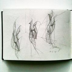 Sketchbook - Richard Sweeney